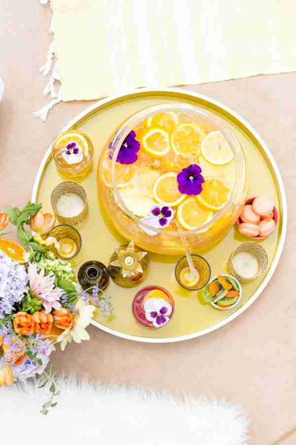 Summer Party Punch
