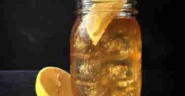 Dixie Moonshine & Lemonade