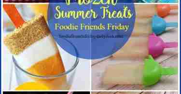 Frozen Summer Treats from Foodie Friends Friday
