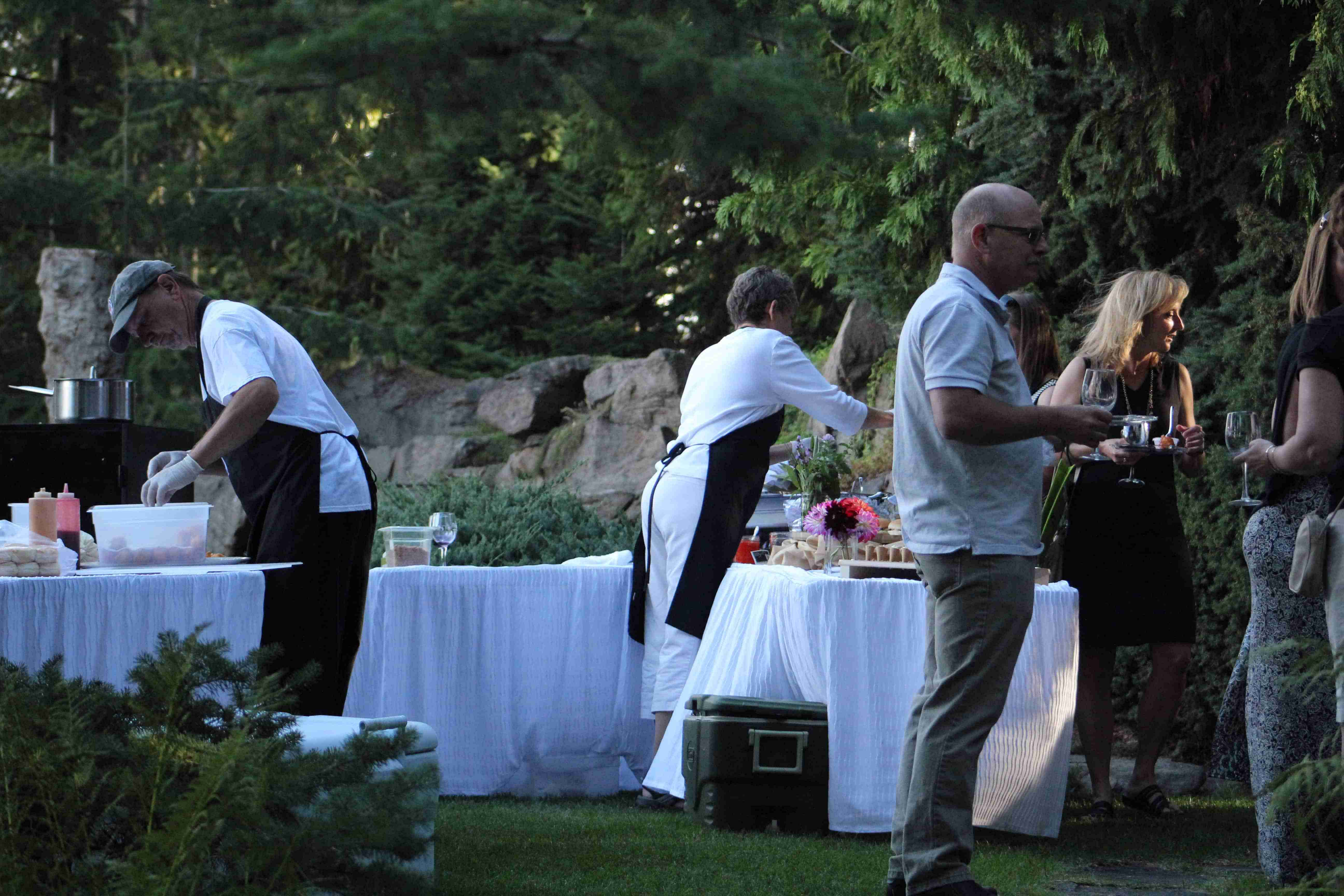 Ohme Gardens Wine and Food Gala