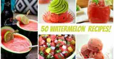 50 Watermelon Recipes