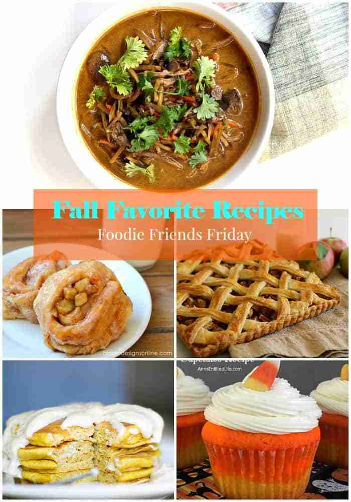 Fall Favorite Recipes from Daily Dish Magazine