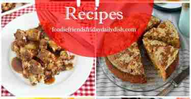 Apple Recipes from Foodie Friends Friday