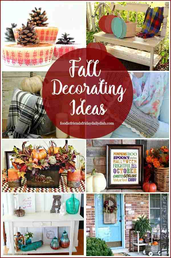 Fall Decorating Ideas from Daily Dish Magazine