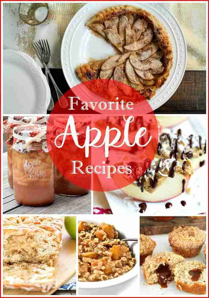 Favorite Apple Recipes from Daily Dish