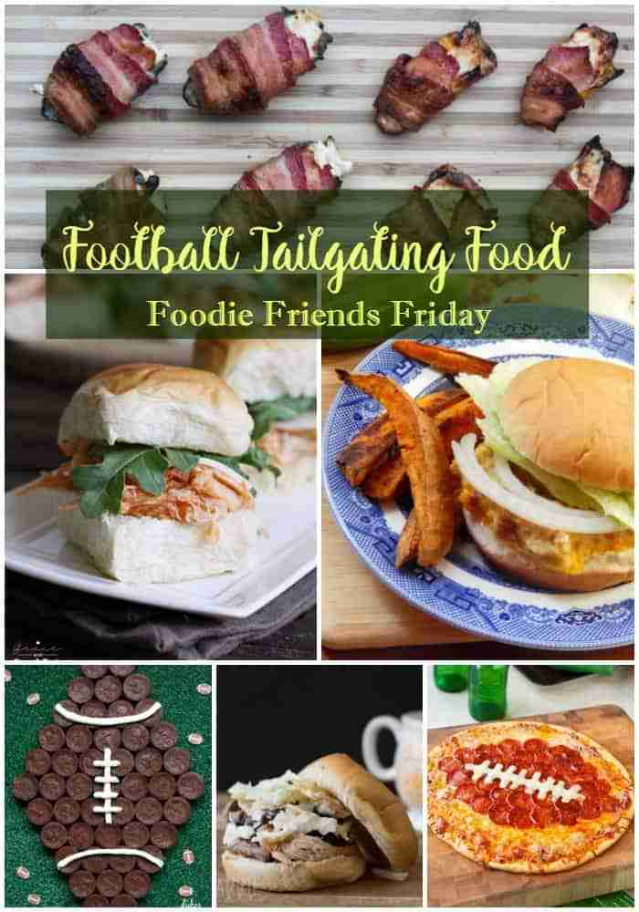 Football Tailgating Food
