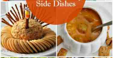 Thanksgiving Side Dishes from Foodie Friends Friday