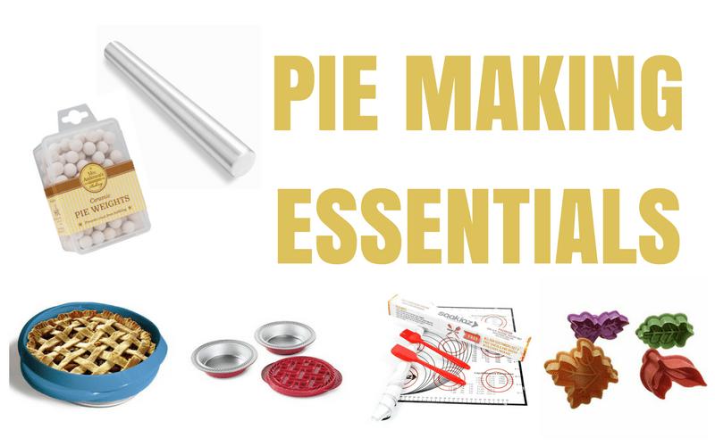 Pie Making Esssentials