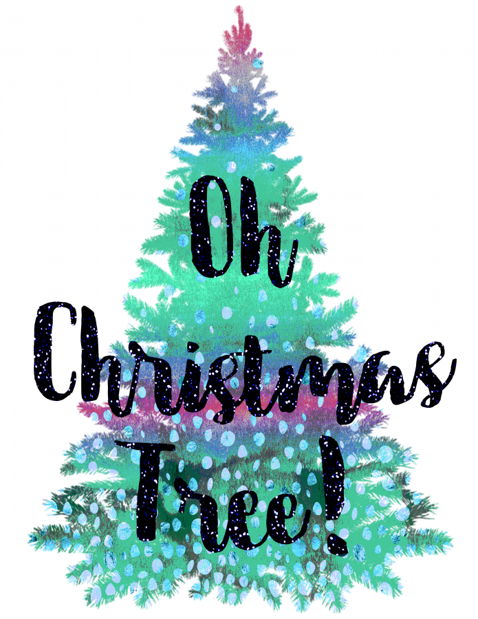 Oh Christmas Tree Free Printable | Daily Dish Magazine