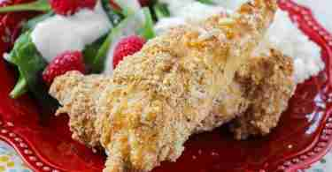 Almond Crusted Chicken Recipe from The It Mom
