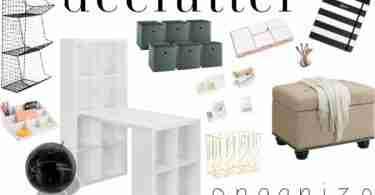 Declutter & Organize Your Office!
