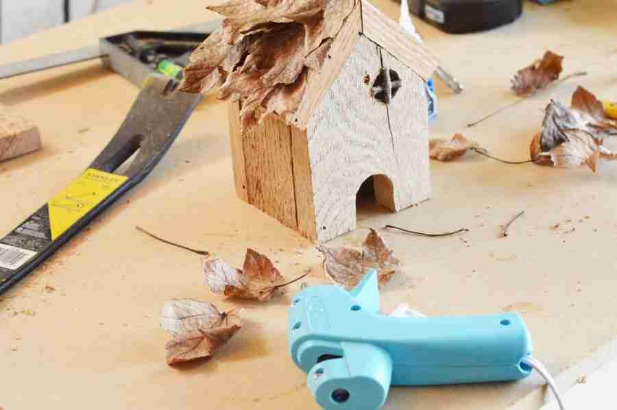 DIY Broken Clay Pot Fairy Garden Tutorial | Daily Dish Magazine