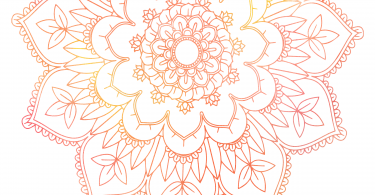 Free Dream Mandala Printable Art | Daily Dish Magazine