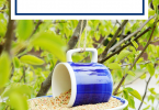 Easy Hanging Bird Feeder Tutorial | Daily Dish Magazine