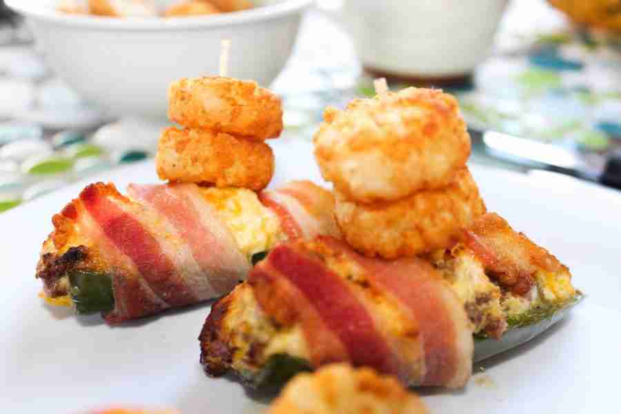 Jalapeno Breakfast Poppers | Daily Dish Magazine