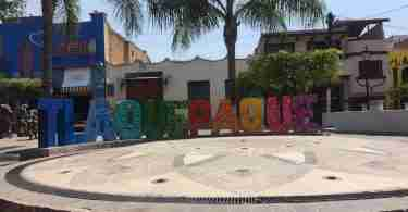 Tlaquepaque, Mexico in an Afternoon