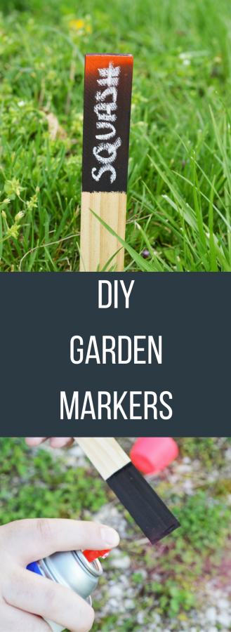DIY Garden Markers | Farmhouse Style!