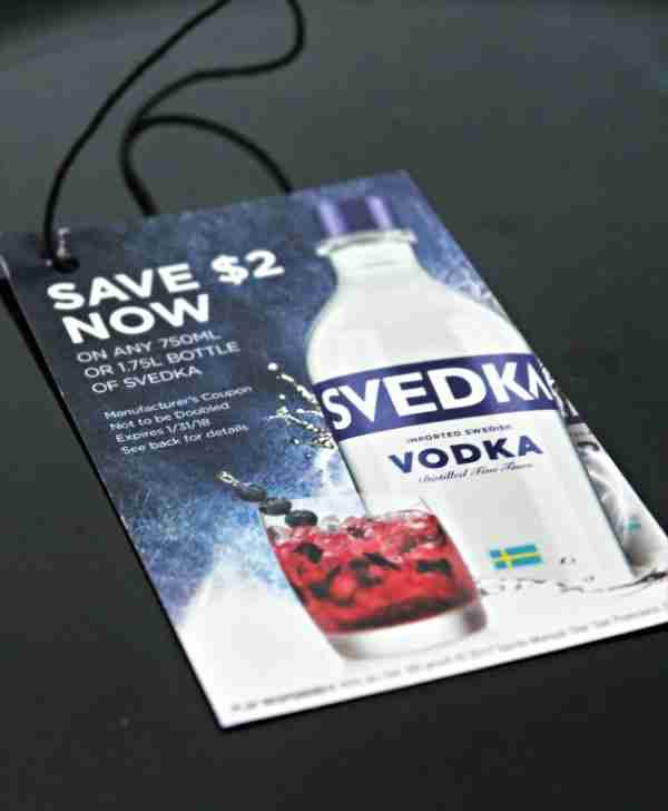 SVEDKA COUPON