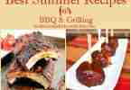 Best Summer Recipes for BBQ and Grilling featured on Daily Dish Magazine