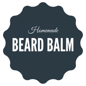 Homemade Beard Balm Printable Label
