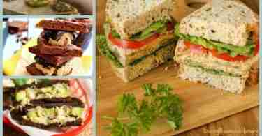 Easy Sandwich Recipes featured on Daily Dish Magazine
