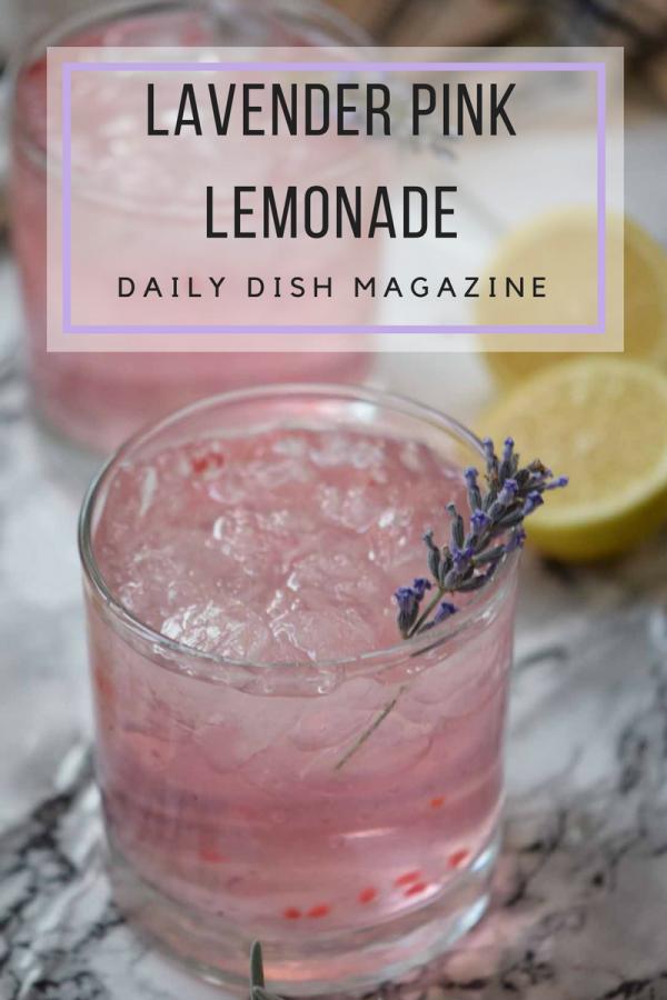 Lavender Pink Lemonade