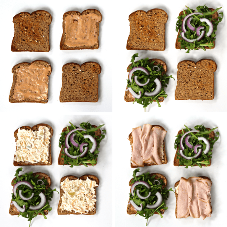 Healthy Sandwich Recipes from Healthy Helper Blog