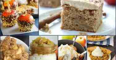 Apple Recipes featured photo