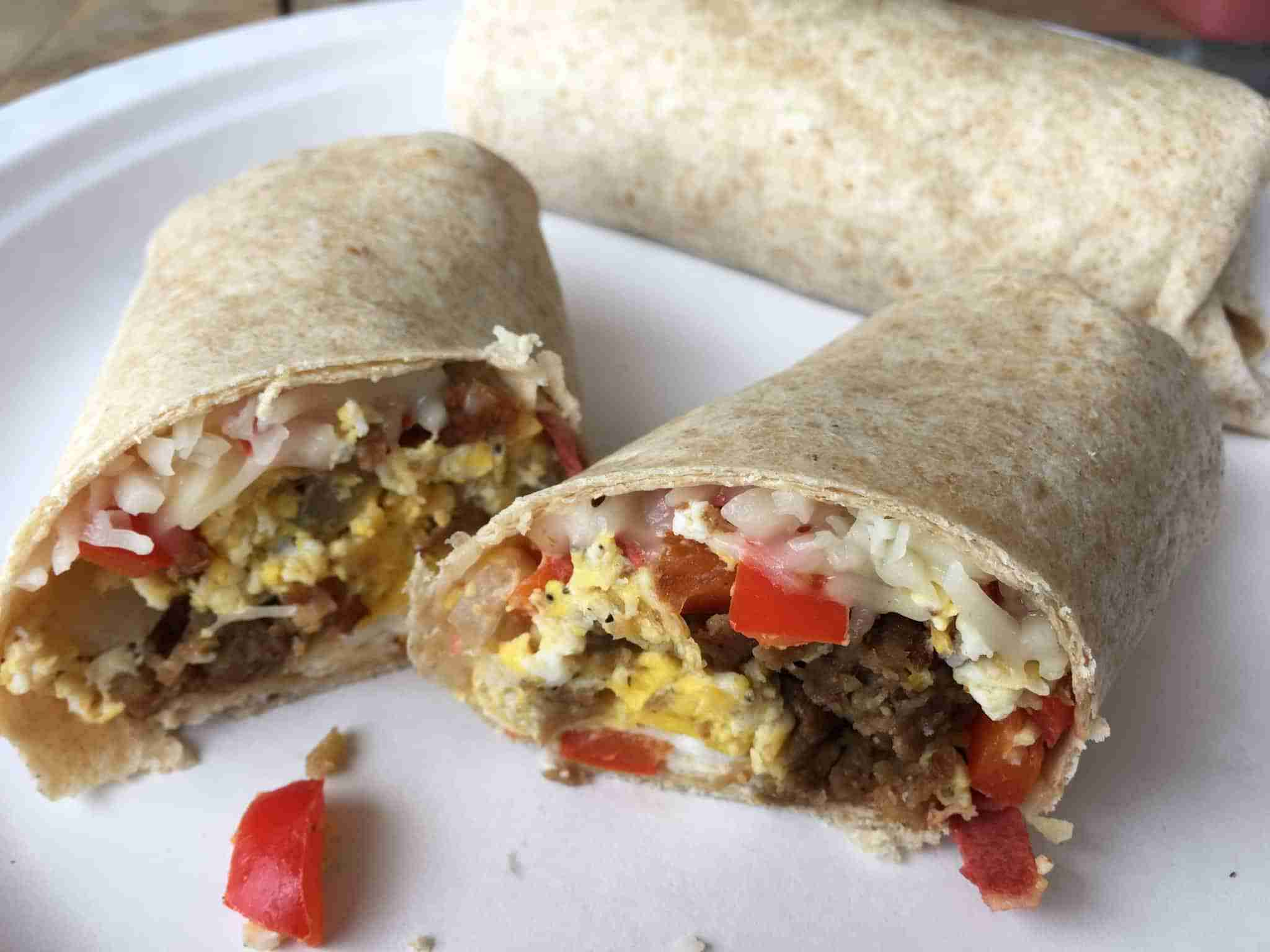 MorningStar Farms® Vegetarian Breakfast Burrito