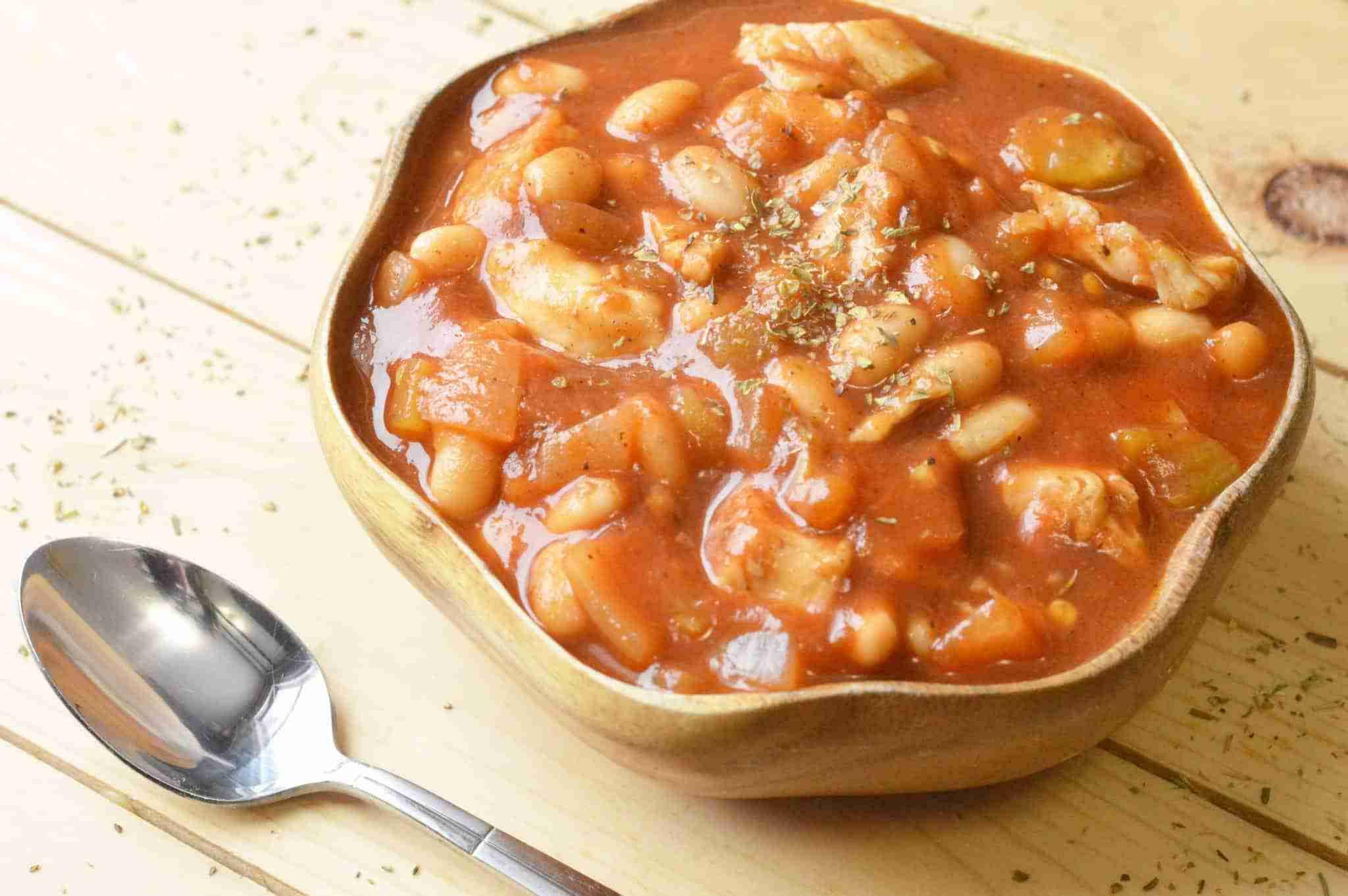 White Bean Chicken Chili Recipe