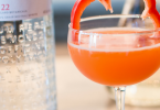 The Red Lady Gin Cocktail | Cinco de Mayo Cocktail Recipe