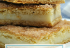 Easy Churro Cheesecake Bars Recipe