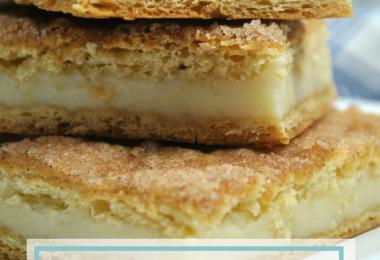 Easy Churro Cheesecake Bars Recipe