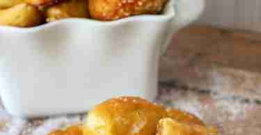Easy Pretzel Bites Recipe