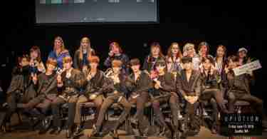 UP10TION SEATTLE 2018