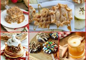 Apple Recipes FEATURED photo from Walking on Sunshine Recipes
