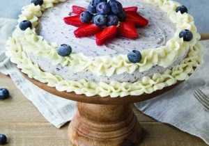 Blueberry-Ice-Cream-Cake-Recipe-Square