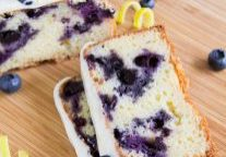 Blueberry Lemon Cake Recipe Via Sweet & Savory by Shinee