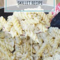Cajun Pasta Skillet Dinner Recipe