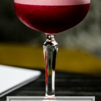 Clover Club Raspberry Gin Cocktail Recipe