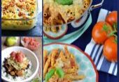 Easy and Delicious Weeknight Meals for Busy Nights featured on Daily Dish Magazine