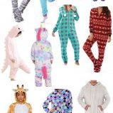 Fun Footie Pajamas Gifts