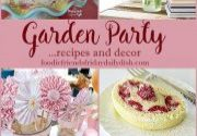 Garden Party featured on Daily Dish Magazine