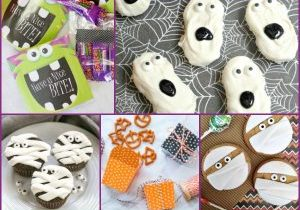 Halloween School Party Treats FEATURED photo