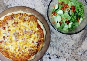 Today's Daily Dish Recipe is Make Ahead Pizza Dough