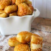 Easy Pretzel Bites Recipe