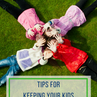 Tips for Keeping Kids Busy During Summer