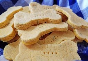 Low Fat Veggie Dog Treats