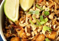 One Pot Pad Thai Recipe