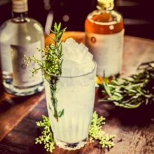 QT G&T - A Sassy Spin on a Gin and Tonic Cocktail!